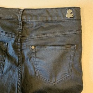 H&M Pants - H&M Denim Black Skinny Low Waist Ankle Pants